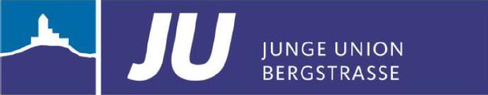 Logo von Junge Union Bergstraße