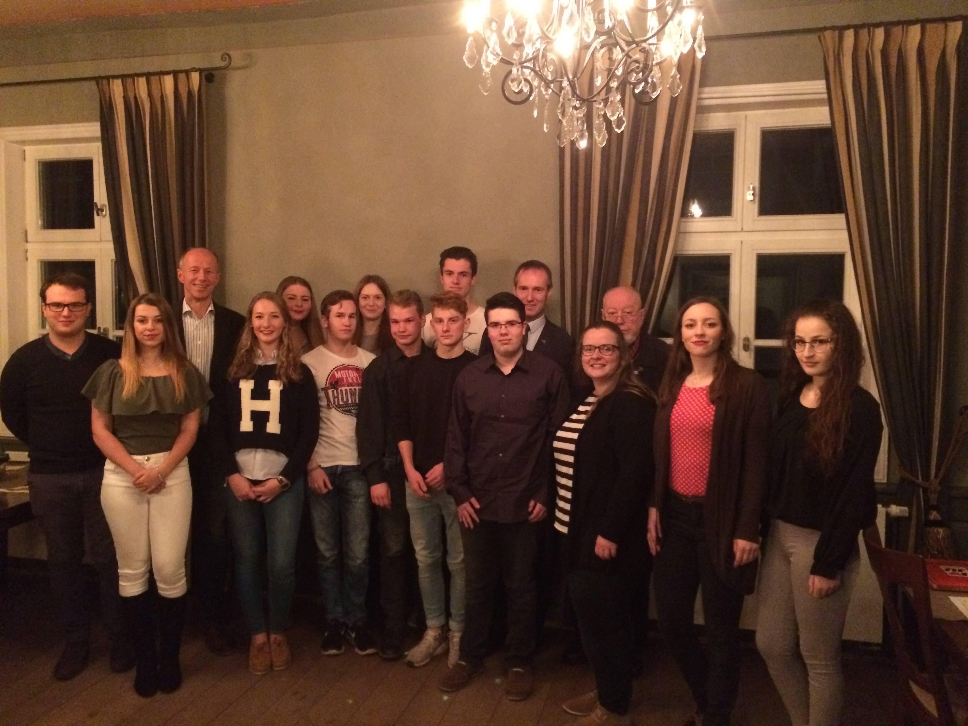 Junge Union Bad Arolsen Wahlt Neuen Vorstand Junge Union Waldeck Frankenberg