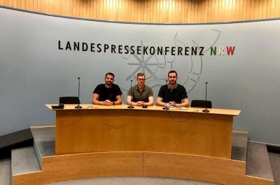 Landtag NRW Vorsitz