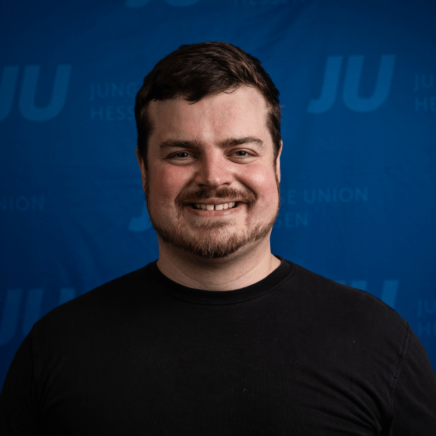JU Darmstadt Sebastian Junker