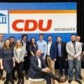 Kreisvorstand der JU Wiesbaden