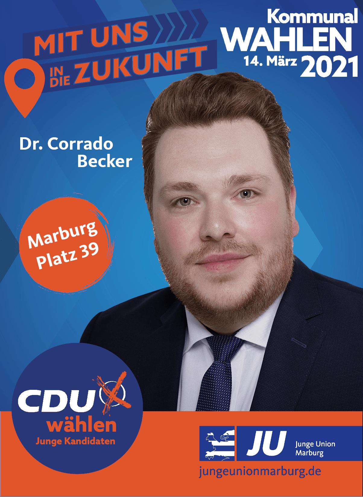 Unsere Kandidaten für die Kommunalwahl 2021 stellen sich